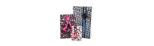 Pochettes cadeaux à motifs
