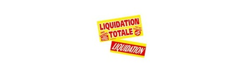 Affiches Liquidation